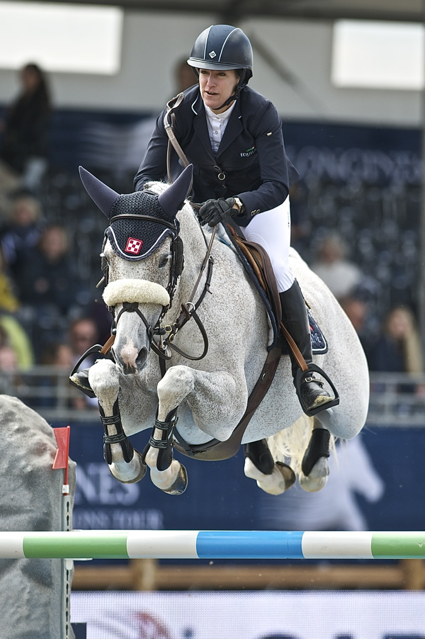 Laura Kraut and superstar Cedric win Grand Prix